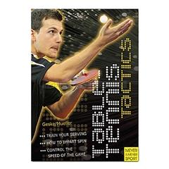 Butterfly Table Tennis Tactics Book