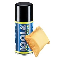 JOOLA Clipper Foam Cleaner and Sponge - Table Tennis Rubber Cleaner