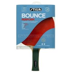 Stiga Bounce Perform - Table Tennis Paddle
