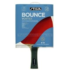 Stiga Bounce Vortex - Table Tennis Paddle