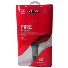 Stiga Fire Vortex - Table Tennis Paddle
