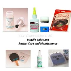 Racket Care and Maintenance Table Tennis