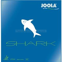 Long Pips Table Tennis Rubber - Joola Shark