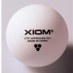 Xiom Seamless 3-Star - Table Tennis Balls