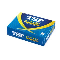 TSP 40+ 3-Star Table Tennis Balls