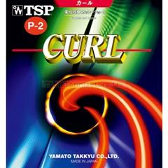 TSP Curl P2 P-2 - Long Pips Table Tennis Rubber