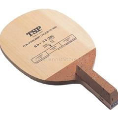 TSP SP-55 Japanese Penhold (single ply; round corners) - ALL Table Tennis Blade