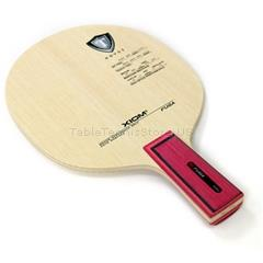 XIOM Fuga (Novus Speedwood; Koto 5 Ply) Chinese Penhold - OFF Table Tennis Blade