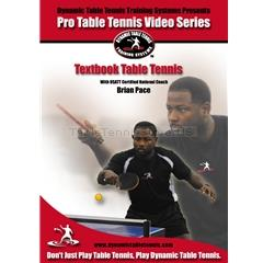 DYNAMIC TT Textbook Table Tennis - Pro Table Tennis Series Video
